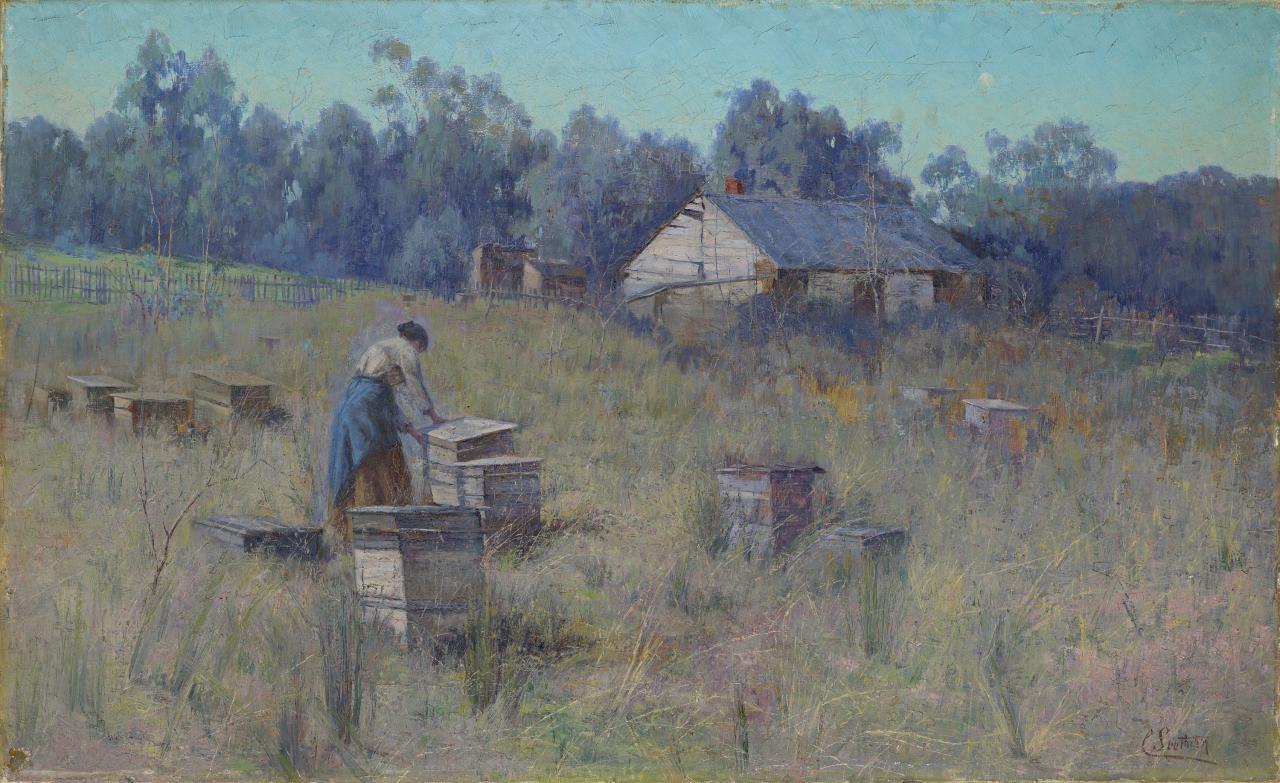 克拉拉·萨瑟恩(Clara Southern)《古老的养蜂场》