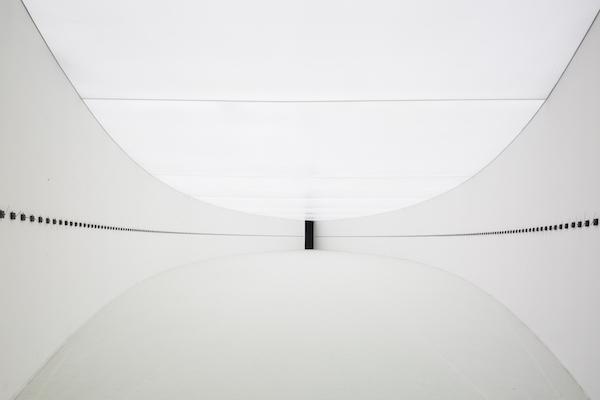 """第十二届上海双年展""""禹步""""展览现场 ,2018年"""