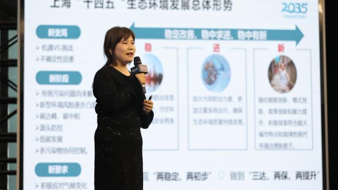 绿色金融全球瞰|胡冬雯:上海将鼓励企业开展ESG信息披露