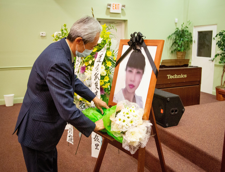 冯道有的葬礼于4月4日举行。