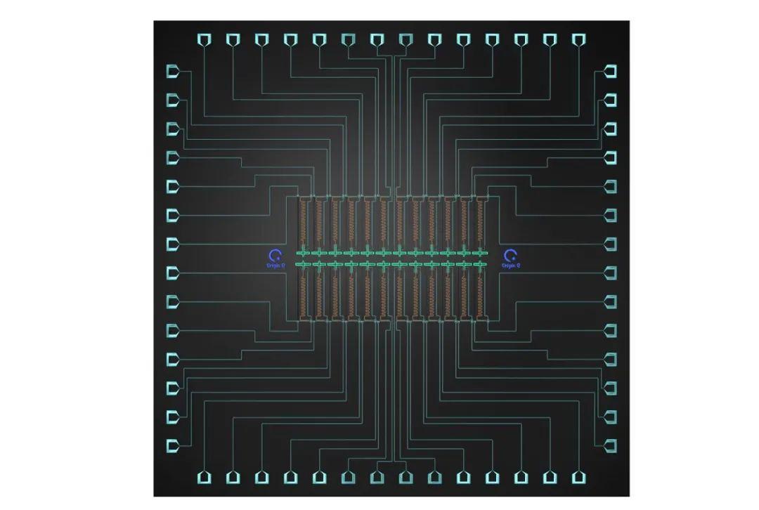 本源第一代超导24 比特量子处理器 夸父KF C24-100