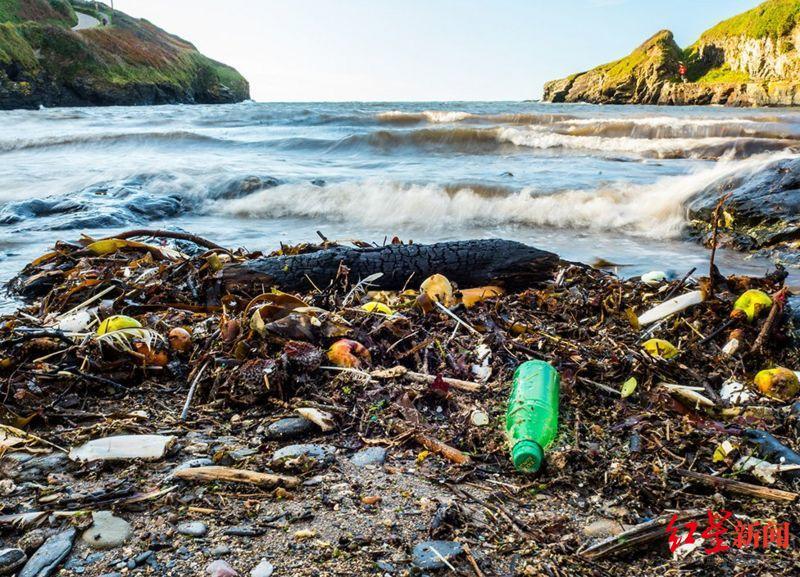 环境中的塑料污染