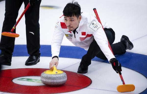 中国队也参加了本届世锦赛。CFP 图