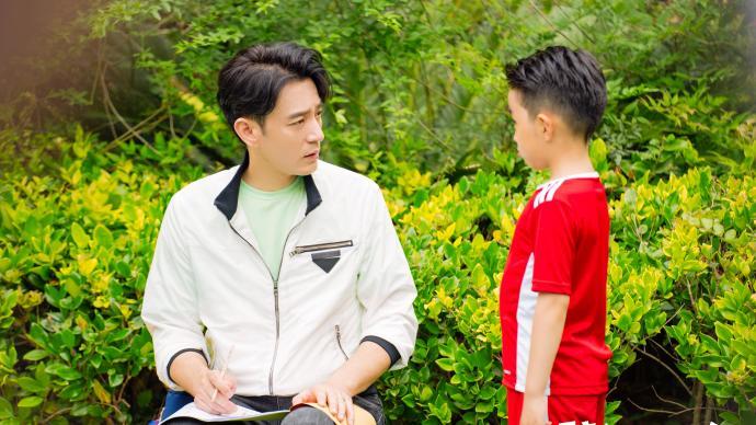專訪丨李光潔:在生活中成為父親,在熒屏上呈現父親