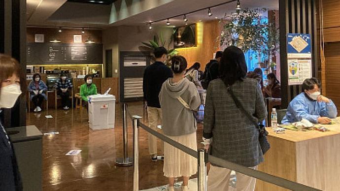 24小时新增560例本地病例,韩国今起要求民众室内义务戴口罩