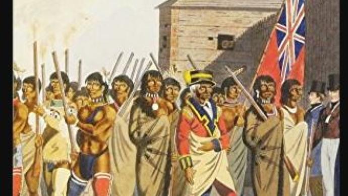 我读︱谁与谁的对抗?——1812年战争中的族群撕裂