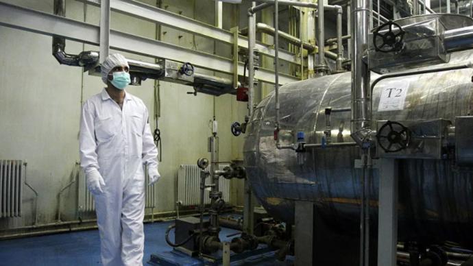 伊朗纳坦兹核设施蹊跷断电,以色列欲阻核协议进展再下黑手?