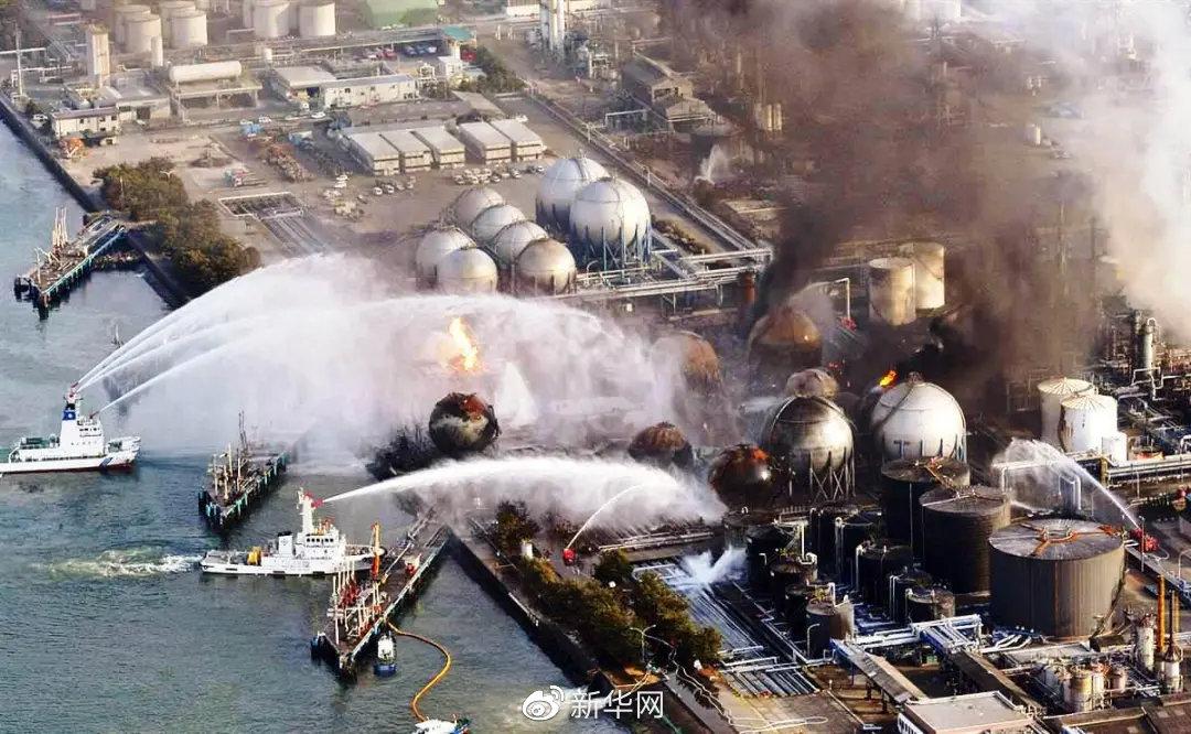2011年3月11日,日本大地震引发了福岛核电站核泄漏事故。