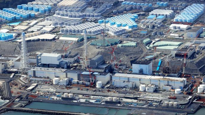 日本副首相称喝处理核废水没事,日本网友:你先喝