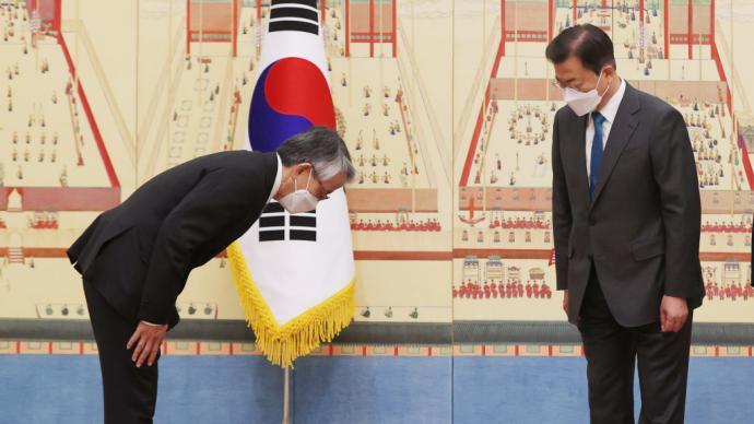 文在寅当面提醒日本大使:你们政府的决定,令人担忧