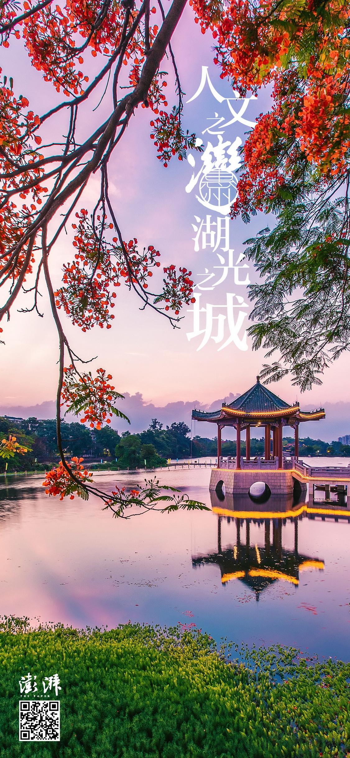 惠州:人文之湾,湖光之城
