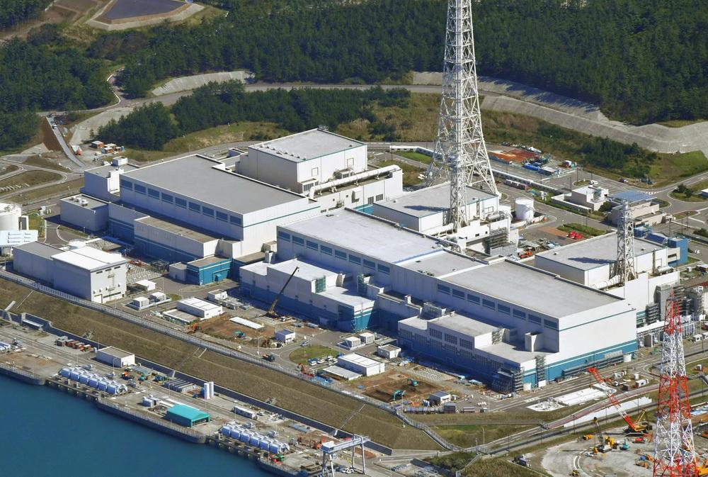 当地时间2021年3月16日,日本原子能规制委员会发布消息称,东京电力公司柏崎刈羽核电站核物质防护设备的功能部分丧失,未采取有效的替代措施。日本新潟县东京电力公司柏崎刈羽核电站。(资料图 2017年9月30日摄)