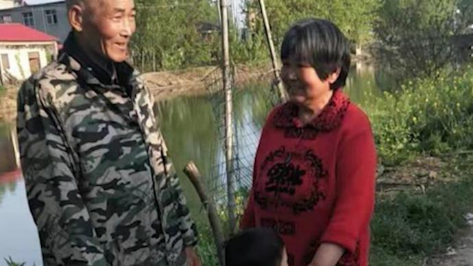 59岁胃癌老人化疗回家路上勇救溺水男童