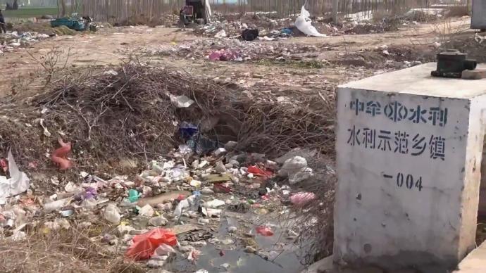 """环境部通报郑州等市以引黄河水灌溉为名,行""""人工造湖""""之实"""