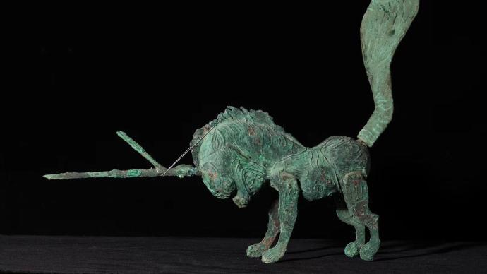 汉代神兽︱外来牛怎么成了汉代的本土神?