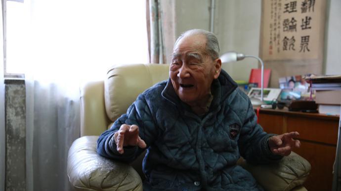 纪念 百岁翻译界泰斗许渊冲先生去世,一生都在追求美