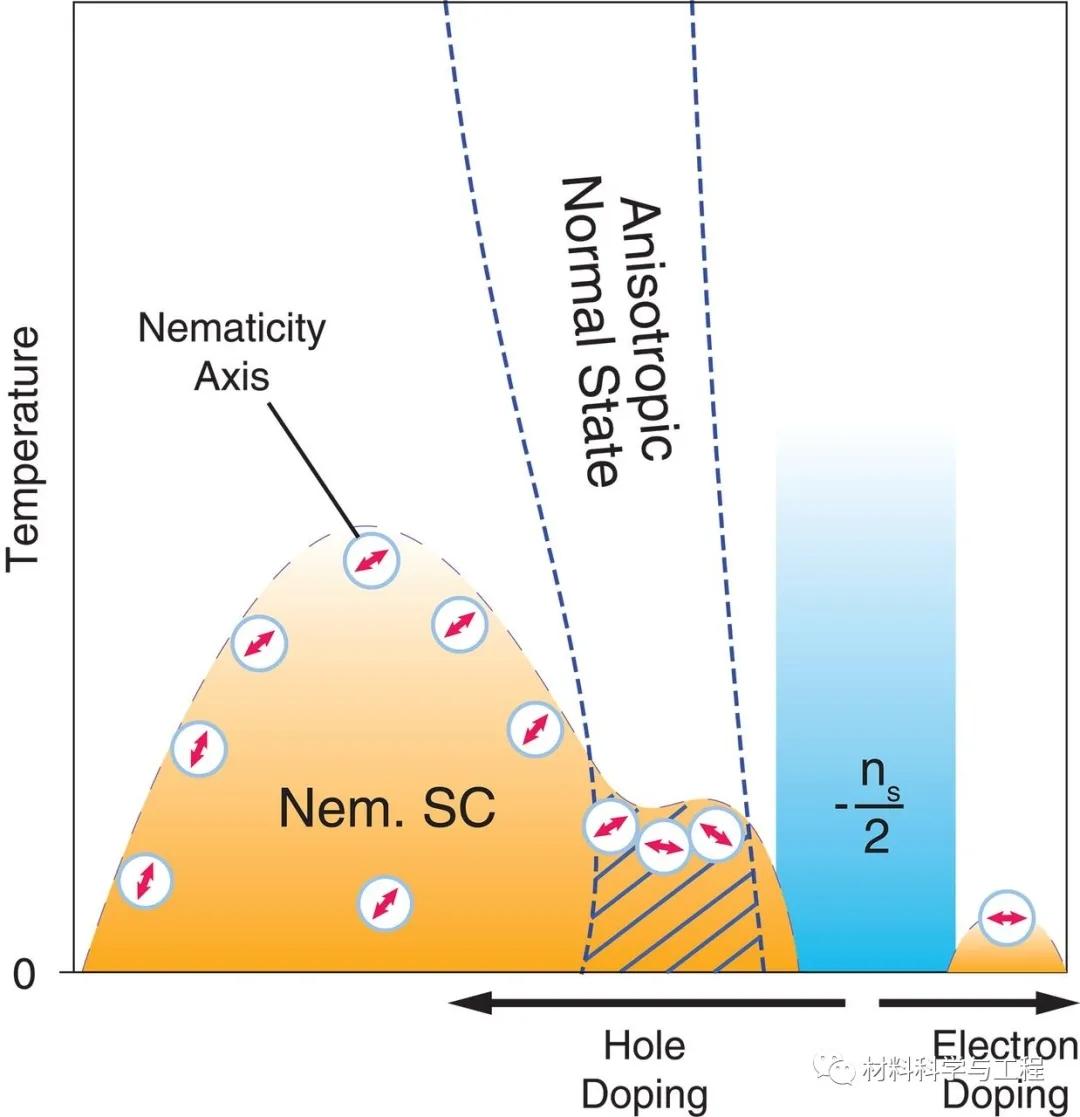 图6 各个竞争相的总结。