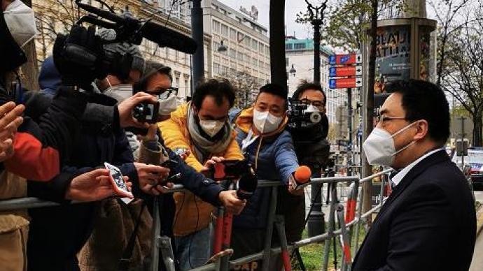 王群:伊核全面协议联委会工作重回正轨,应继续聚焦制裁解除