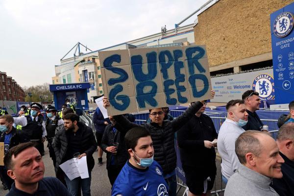 星启娱乐新闻:深度|欧超联赛创立两天就崩塌,他们是怎样激怒了所有人