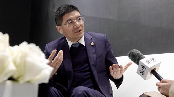 月星集团副总裁兼环球港商业集团执行总裁 贾耀勇