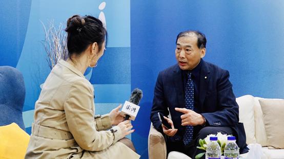 国贸物业董事总经理 魏凯