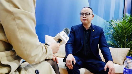 合生活科技集团有限公司集团副总裁 钱登丰