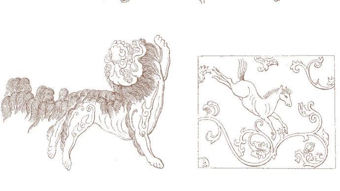 鉴赏 | 神马、白鹿与福犬,哪些装饰图案代代传承?