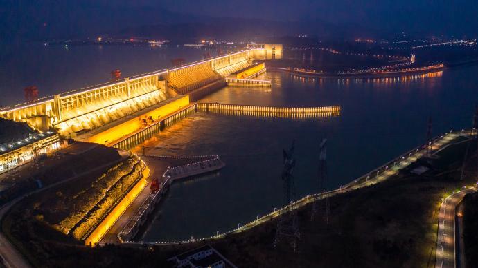 沿著高速看中國丨攔洪水、強發電、通航運,三峽大壩擔當國之重器