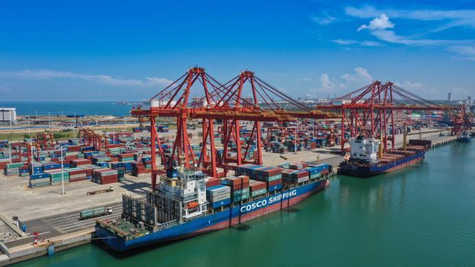 20部門明確28項政策措施推進海南自貿港貿易自由化便利化