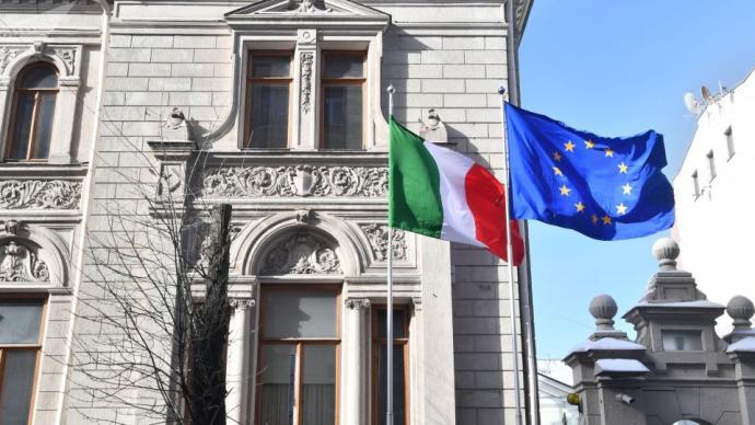 外交风波持续,俄罗斯宣布驱逐一名意大利外交官