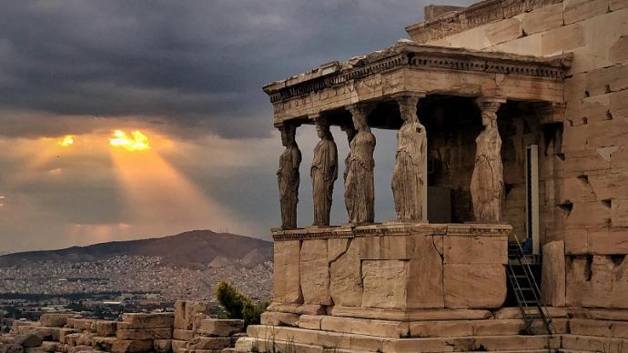 """18世纪的希腊旅行者与""""欧洲欠希腊文化债务""""的观念起源"""