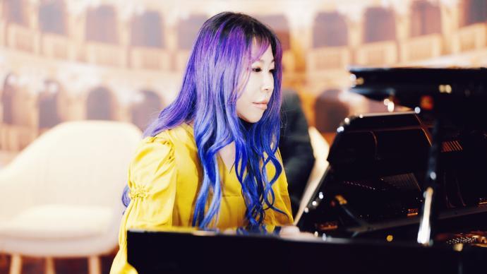 钢琴家柴琼妍:所有的曲子就像剧本,是有故事性的