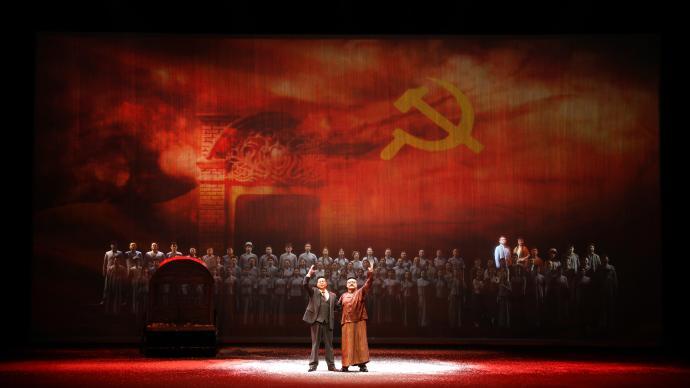 上海歌剧院赴京,《江姐》《晨钟》即将亮相国大歌剧节