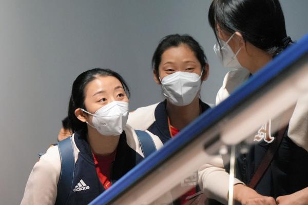 中国女排将迎来久违的国际比赛。
