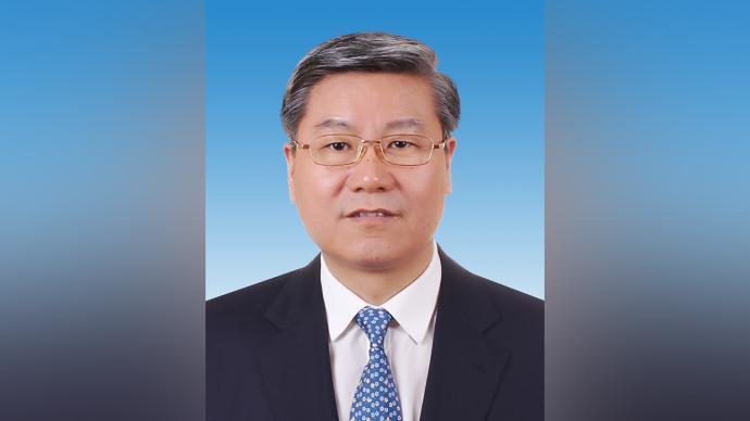 甘肃省委常委、兰州市委书记李荣灿任湖北省委常委、组织部长