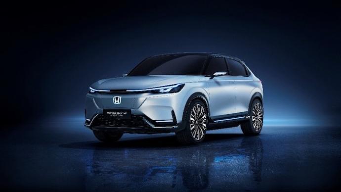 車展速遞|Honda純電動原型車全球首發,量產車明年在華發布