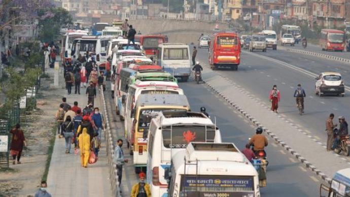 尼泊尔禁外国人经中转前往第三国,驻印度使馆提示我公民注意