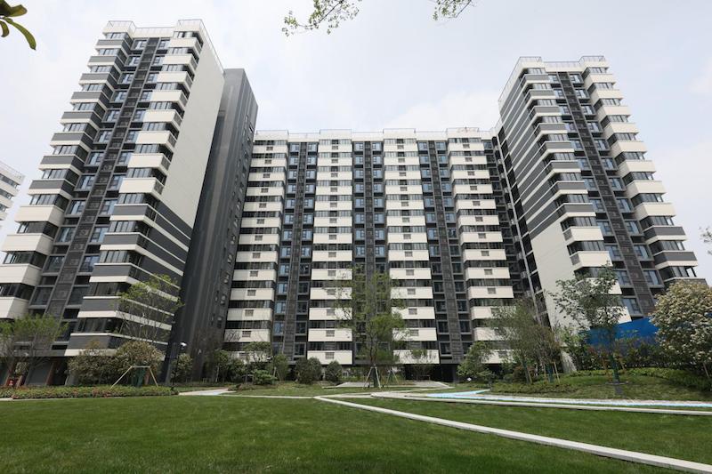 有巢国际公寓社区·东部经开区店 实景