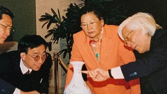 紀念|睹物憶汪公——懷念汪慶正先生