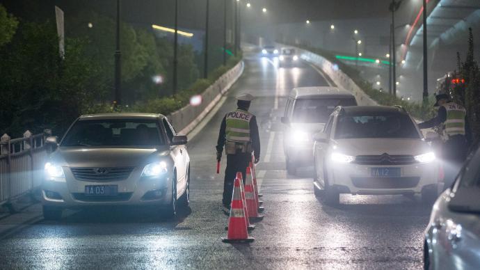 浙江发布酒驾数据:30~39岁司机占1/3,一人9次被查