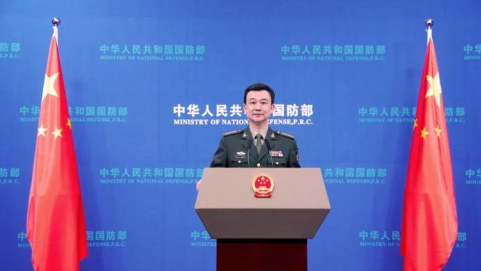 """日本外交藍皮書渲染所謂""""中國軍事威脅"""",國防部回應"""