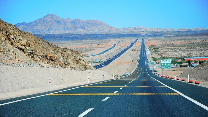 沿著高速看中國|G30連霍高速:最長高速,穿越絲綢之路