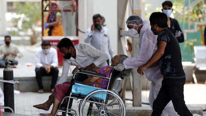 连线|印度疫情风暴中的华人:身边人不断感染,想帮却帮不了