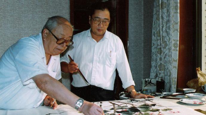 上海中国画院五画师八十联展,见证海上绘画传承变迁