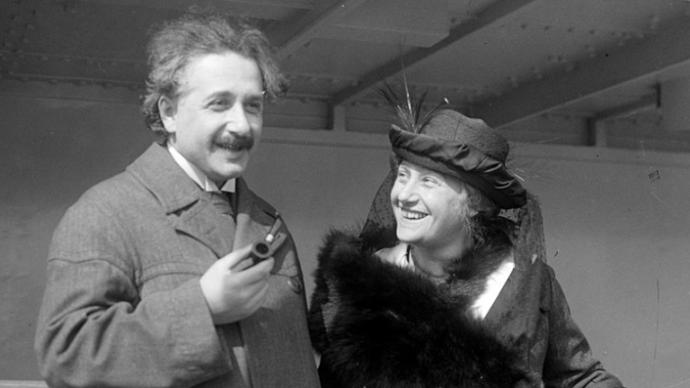 爱因斯坦的1922年:巴黎破冰之旅和远东之行