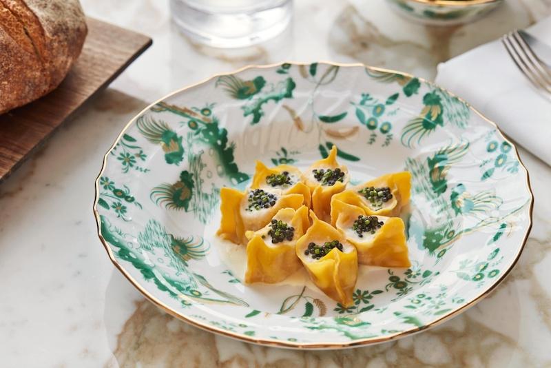 意式手工土豆饺子