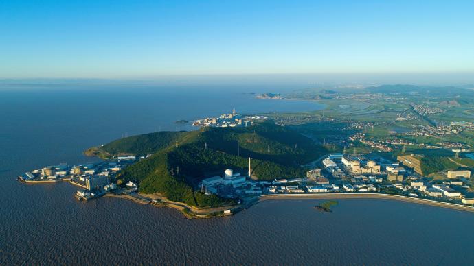 走进秦山:中国核电从这里起步,从这里再出发