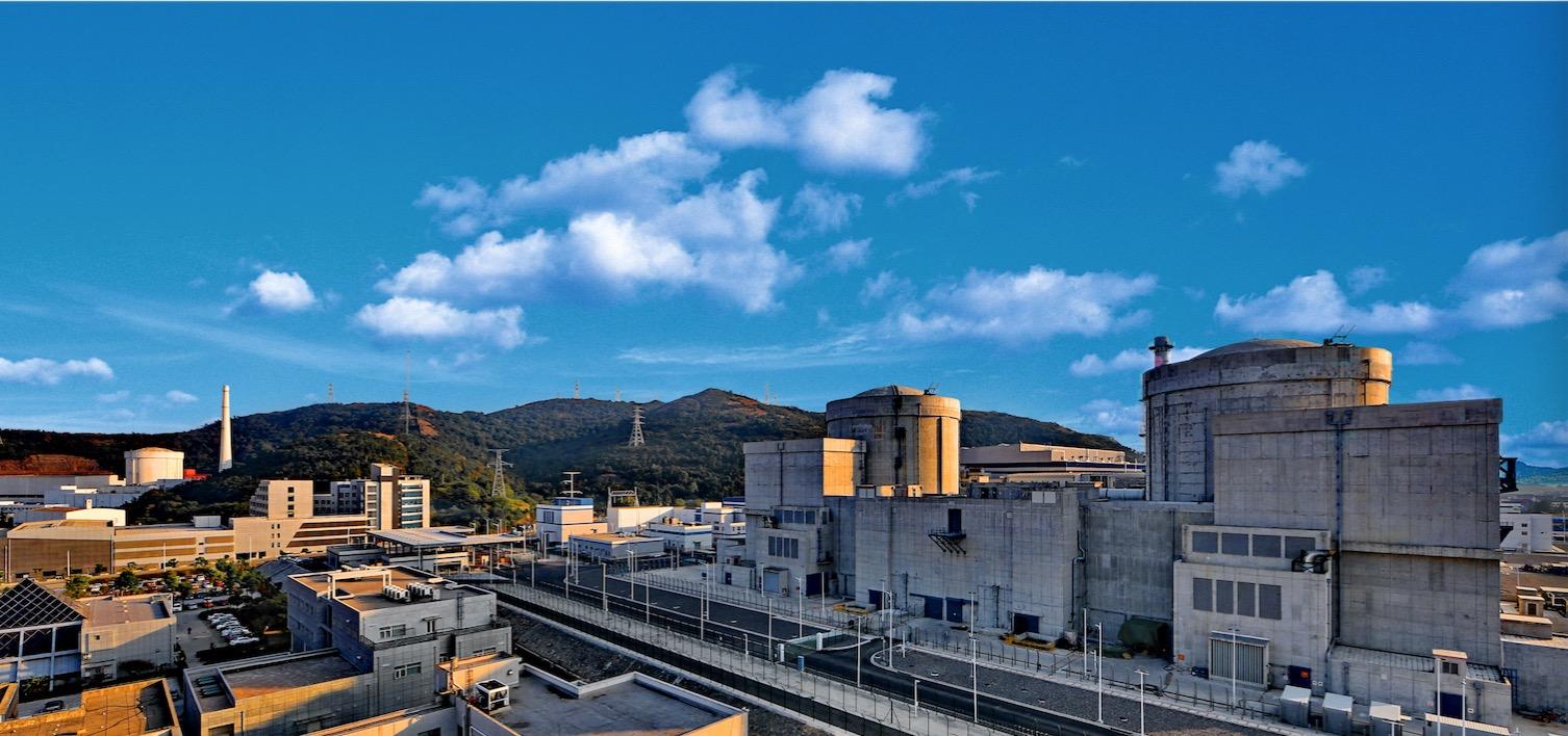 秦山核电是目前我国核电机组数量最多、堆型品种最丰富、装机容量最大的核电基地。本文图片均由秦山核电供图