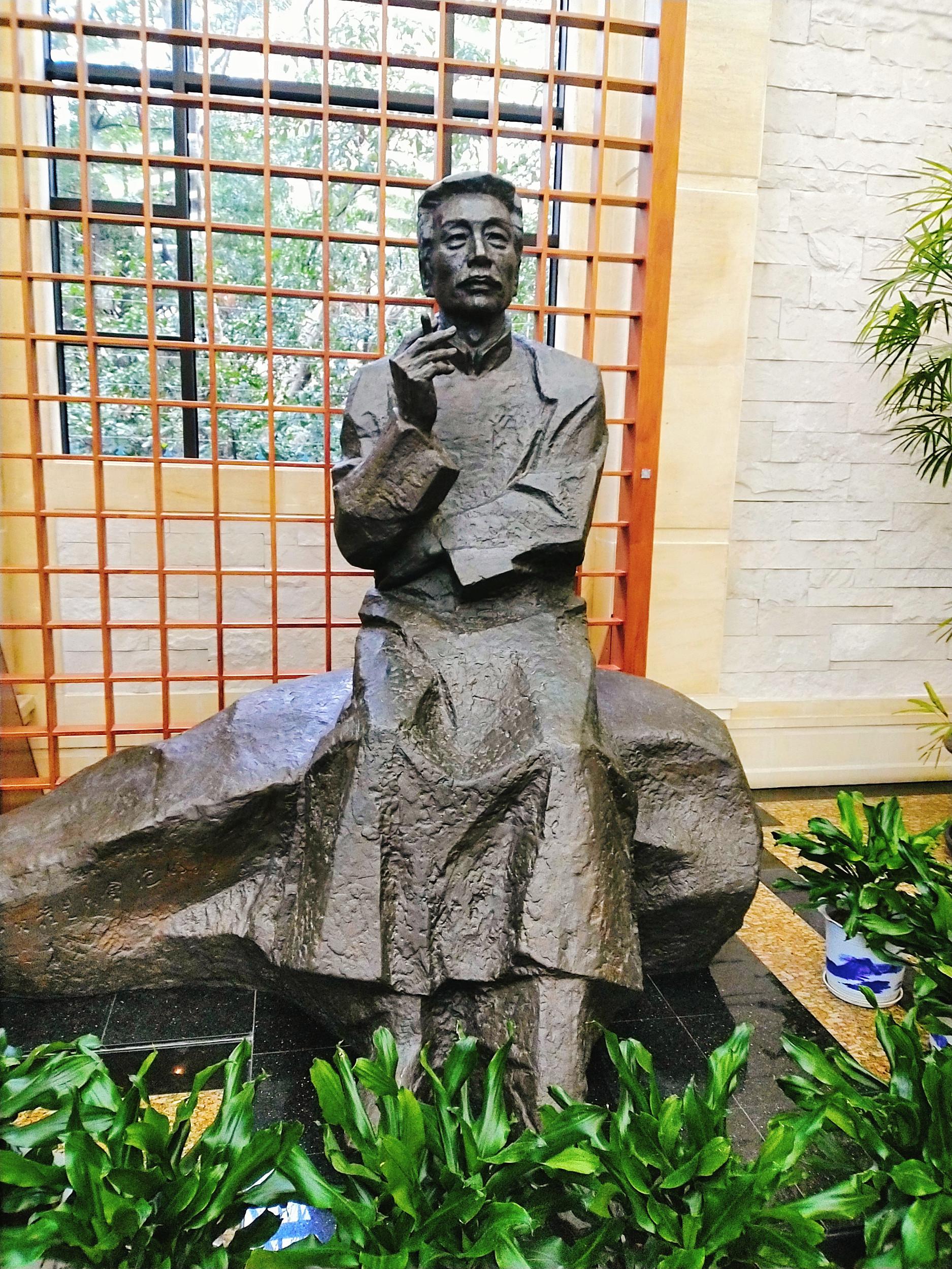 上海鲁迅纪念馆 视觉中国 资料图