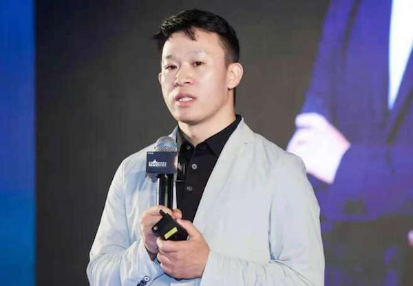 空白研究院院长杨现领博士